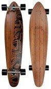 Mike Jucker Hawaii Longboard Bambus MAKAHA -