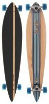MINDLESS HUNTER II Longboard, blue -