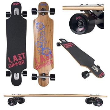 Longboard Pink my-area-longboard-last-summer