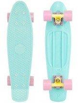 Penny Unisex Skateboard Pastel, Mint, 22 Zoll